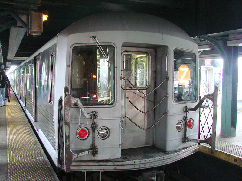 A Field Guide to NYC Subway Cars | WNYC